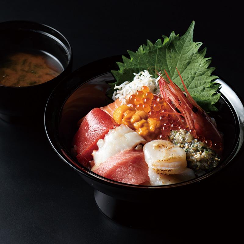 淡路島海鮮丼